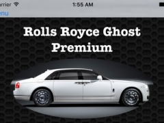 Rolls Royce Ghost Premium Photos and Videos 3.0.14 Screenshot