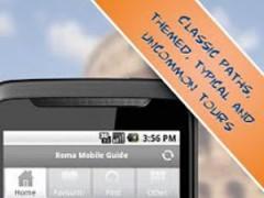 Roma Mobile Guide 2.0.2 Screenshot