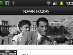 Roman Holiday 0.0.1 Screenshot