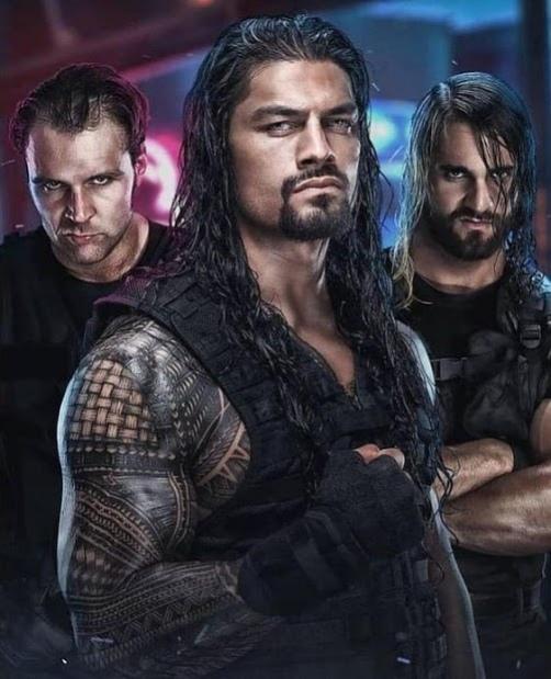 Roman Reigns Seth Rollins Dean Ambrose Free Download