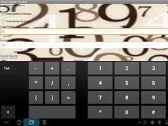Roman to Arabic Convertor 1.2.7 Screenshot