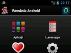 Romania Android 2.3 Screenshot