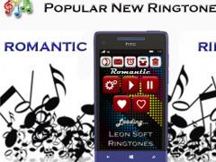 Romantic love ringtones (New 1.0.0 Screenshot