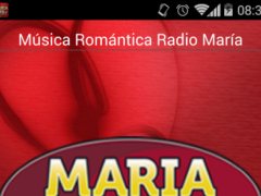 Romantic Music Radio María 1.0.0 Screenshot