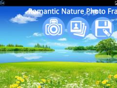 Romantic Nature Photo Frame 1.1 Screenshot