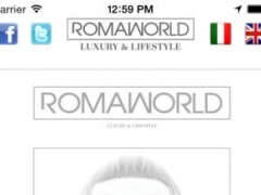 RomaWorldMag 1.0 Screenshot