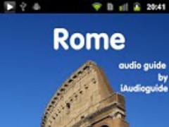 Rome audio guide and map 1.0 Screenshot