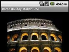 Rome Holiday Tour Guide + GPS 2.30 Screenshot