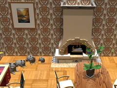 Room Escape - Living Room 1.0.1 Screenshot