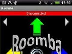 Roomba touch drive 2.1 Screenshot