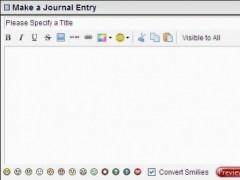 Rooster Teeth Site Extender  Screenshot