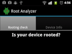 Root Analyzer 1.2 Screenshot