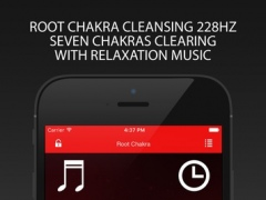 Root Chakra Cleansing 228Hz - Seven Chakras Clearing with Relaxation Music 1.0 Screenshot