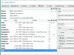 RootsMagic Essentials 7.0 Screenshot