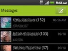RootzWiki Inspired GoSMS Theme 1.0 Screenshot