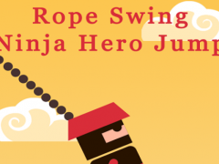 Rope Swing Ninja Hero Jump 1.0 Screenshot