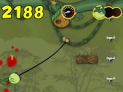 Rope the Frog  Screenshot