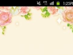 Rose Garden Theme 1.0 Screenshot