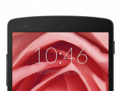 Rose Pattern Lock Screen 1.1 Screenshot