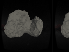Rosetta and Philae VR 1.1 Screenshot