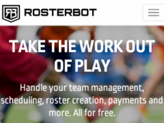 RosterBot Mobile Team Manager 1.9.4 Screenshot
