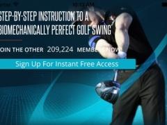 Rotary Swing Golf Instruction Videos 2.0 Screenshot
