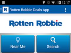 Rotten Robbie Deals App 4.0.6.19741 Screenshot