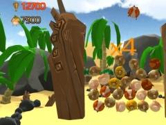 Round Animals - Swipe and Match 3D 1.0 Screenshot