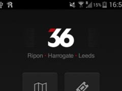 Route 36 3.0.0 Screenshot