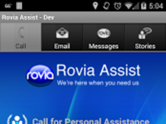 Rovia Assist 1.4.1 Screenshot