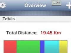 Rowing Log PRO - for iPhone 1.0 Screenshot