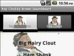 Roy Chubby Brown SoundBoard 1.0 Screenshot