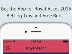 Royal Ascot 2015 Betting Tips - Free Bets & Betting Tips on all the Races 1.0 Screenshot