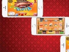 Royal Casino Dubstep Slot 1.0 Screenshot