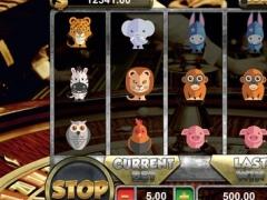 Royal Castle Party Battle - Wild Casino Slot Machines 2.0 Screenshot