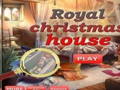 Royal Christmas House 1.0 Screenshot