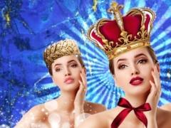 Royal & Flower Crown.s Selfie Stickers Pic Editor 1.0 Screenshot