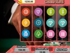Royal Flush Slots Amazing Rack - Loaded Slots Casino 1.0 Screenshot