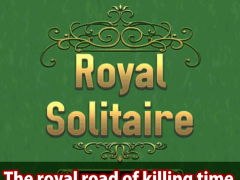 Royal Solitaire,Free Card Game 1.2.3 Screenshot