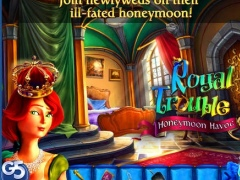 Royal Trouble: Hidden Honeymoon Havoc HD 1.1 Screenshot