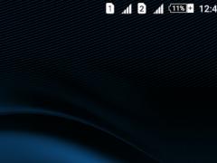Royale Velvet Blue XZ Theme 1.0.2 Screenshot
