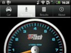 RPM Tachometer+Shiftlight PRO 2.0 Screenshot