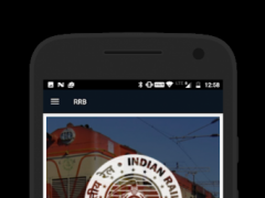 RRB- Railway Recruitment Board 1.1.1 Screenshot