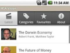 RSA Vision 1.1 Screenshot