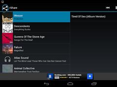 rShare for Google Play Music 2.0.6 Screenshot