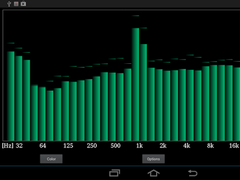 RTA Audio Analyzer 1.5 Screenshot