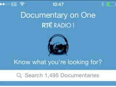 RTÉ Radio Documentary on One 3.2 Screenshot