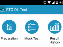 RTO DL Test 1.0 Screenshot