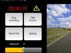 Ruba - car video recorder 2.3.2 Screenshot