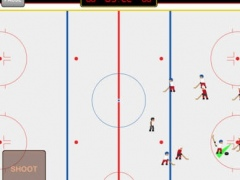 Rubber Puck Hockey 1.0 Screenshot